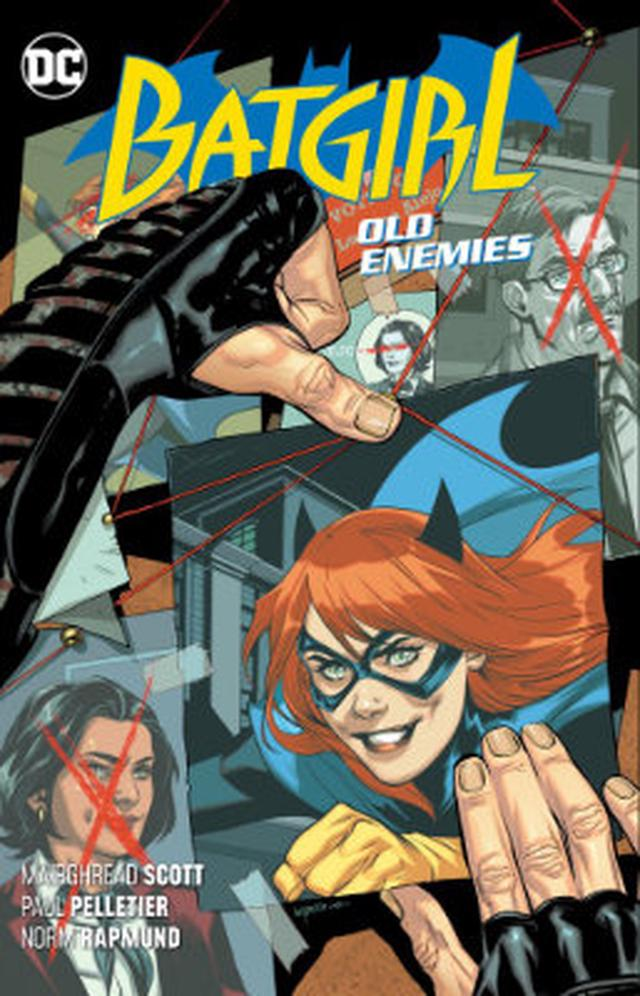 Batgirl Vol. 6: Old Enemies cover image