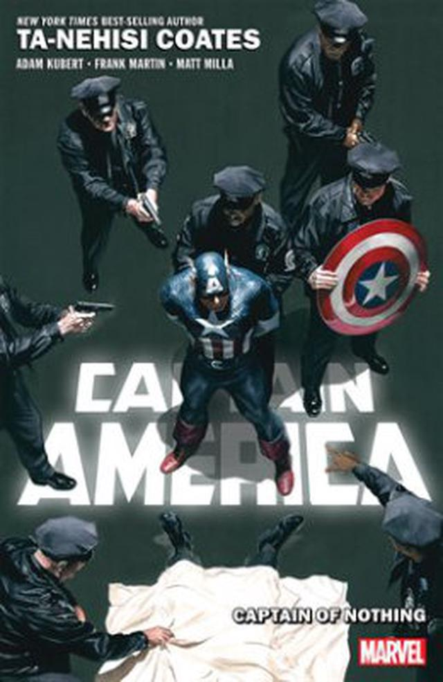 Captain America Vol. 2: Captain of Nothing cover image
