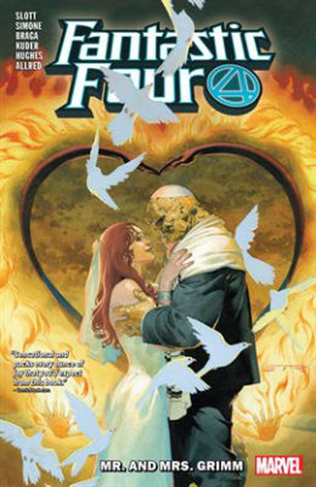 Fantastic Four Vol. 2 cover image